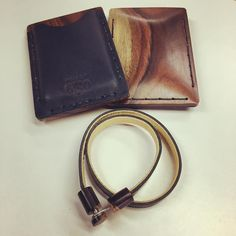 Pietro wallet and bracelet.  #maison630 #madeincanada #handmade #montreal #wallet #cardholder #bracelet #menstyle #mensstyle #menswear #mensfashion #fashion #style #dapper #accessories #handcrafted #outfit #madeincanada #canada #travelinstyle #wood #horween #leather #leathergoods Travel Style, Montreal, Dapper, Card Holder, Menswear, Action, Canada, Mens Fashion, Wallet