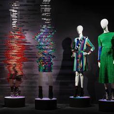 "NORDISKA KOMPANIET, Stockholm, Sweden, ""The future of fashion?"", creative by Joann Tan Studio, pinned by Ton van der Veer"