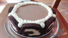 Exkluzivní čokoládový dort | NejRecept.cz
