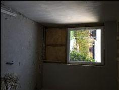 Refurbishing an wooden outerwall