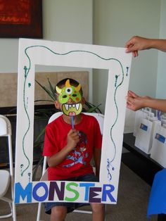 """Photo 3 of 26: Monsters / Birthday """"Monster Birthday"""" 
