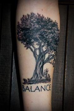 49 Tree Tattoo