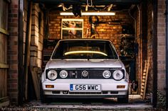 VW Mk1 Golf Cabriolet 1.8 Clipper