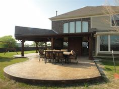 Flagstone Stamped Concrete Gallery   Decorative And Stamped Concrete Patios  In Dallas, Plano And Surrounding