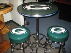 Delicieux Green Bay Packers NFL Logo Foosball Table   Foosball And Soccer ... | Green  Bay Packers   ManCave | Pinterest | Packers Nfl, Packers And Game Rooms