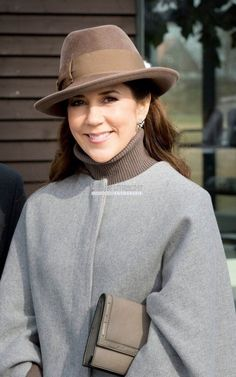 HRH Crown Princess Mary of Denmark - always so beautiful