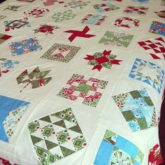 Penny Smith's World: Farmer's Wife quilts