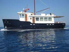 Atlantic Trawler 62