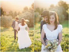 Vintage wedding shoot -Nikki Langmead Photography