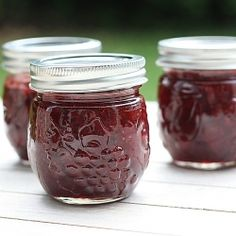 Strawberry Vanilla Jam - my latest obession...
