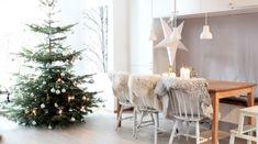 Vánoční interiér v severském stylu vás uchvátí. Nechte se inspirovat! - Proženy