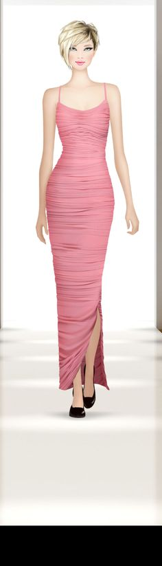 Red Purple, Pink, Purple Gowns, Covet Fashion, Closets, Style Icons, Footwear, Orange, Game