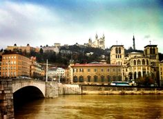 """""""Old Lyon is the historical part of town that is a UNESCO World Heritage site and second to Venice in terms of having the largest intact Renaissance neighborhood in Europe.""""  http://www.wrapfriend.com"""