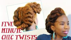 Five Minute Chic Twists