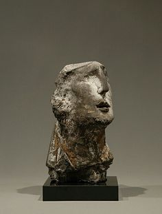 Thomas Junghans (1956), Hoofd, brons