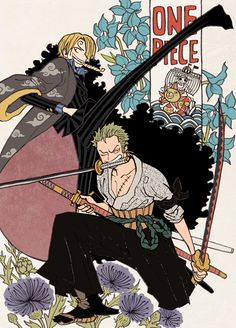 Zoro and sanji One Piece Comic, One Piece Fanart, One Piece Anime, One Piece Pictures, One Piece Images, Manga Anime, Sanji One Piece, One Piece Crew, One Piece Drawing