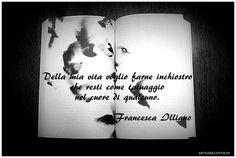 Francesca....