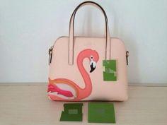Kate Spade flamingo Bag