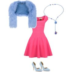 """Alice"" by i-tre-mercanti on Polyvore"