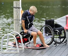 Adaptive Sports and Adventure Program Turns Disability into Possibility