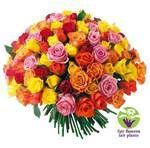 bouquets de fleurs -