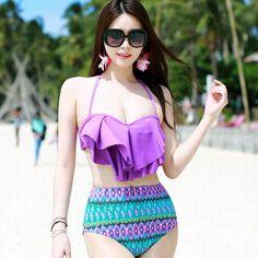 $20.01 (Buy here: https://alitems.com/g/1e8d114494ebda23ff8b16525dc3e8/?i=5&ulp=https%3A%2F%2Fwww.aliexpress.com%2Fitem%2F2016-new-sexy-female-Bikini-strip-two-piece-swimsuit%2F32686989321.html ) Swimwear Women 2016 Push Up Bikini Bathing Suit Plus Size Suits Traje De Bano Mujer Badeanzug Costume Da Bagno Donna Plavky for just $20.01