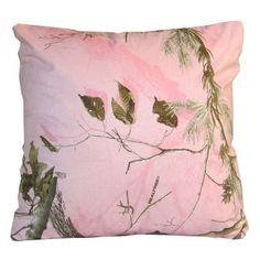 Carstens Inc. Camo Throw Pillow