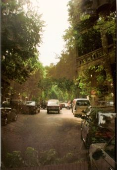 Zamalek, multiple exposures  By S. Mac Rory