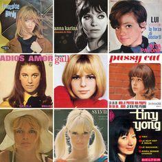 Euro Pop Princesses of the '60s: Yé-Yé Girls