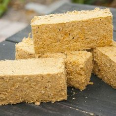 How to Do-It-Yourself Sawdust Briquettes