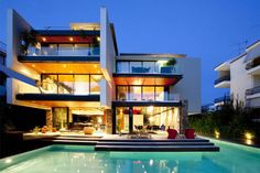 Now this is what I call contemporary design!