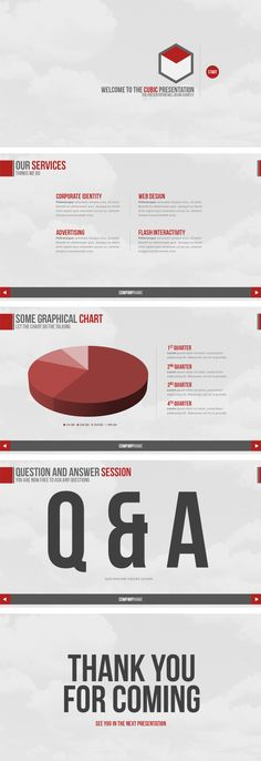 Corporate Widescreen Powerpoint Presentation
