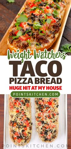 Taco Pizza Bread #dinner #meal #taco #pizza #bread #weightwatchers #weight_watchers #ketogenic #lowcarb #slimmingworld
