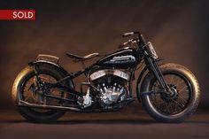 1951 HARLEY DAVIDSON 750cc WR