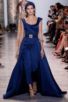 20b862a7f8bd Sfilata Elie Saab Parigi - Alta Moda Primavera Estate 2017 - Vogue
