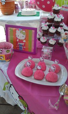 Hello Kitty / Birthday - Love the frame
