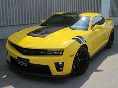 """""""Car - 2012 Chevrolet Camaro ZL1  1600 KILOMETERS in Mississauga, ON  $49,900"""""""