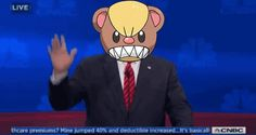 New trending GIF on Giphy. pokemon donald trump parody mash up yungoos. Follow Me CooliPhone6Case on Twitter Facebook Google Instagram LinkedIn Blogger Tumblr Youtube