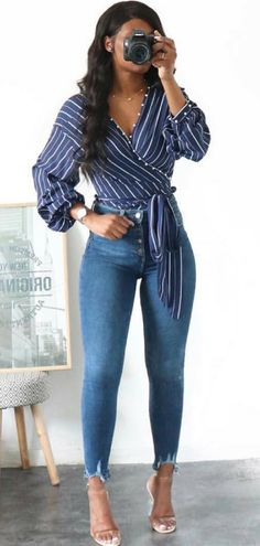 Brunch outfit, casual jeans outfit summer, summer brunch outfit, summer c. Summer Outfits Women 30s, Spring Fashion Outfits, Look Fashion, City Fashion, Winter Outfits, Womens Fashion, Casual Brunch Outfit, Summer Brunch Outfit, Casual Jeans Outfit Summer