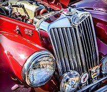 Car Show, Vintage, Classic, Automobile
