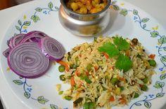 Vegetarian Recipes: Paneer fried rice