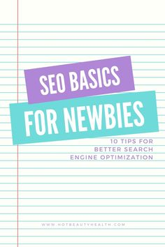 Still, one of the key aspects of a successful blog is having readers. It is at this point when knowing a few SEO basics becomes crucial.