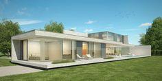 Moderen villa gerealiseerd door ABS Bouwteam #absbouwteam #absoluutarchitectuur #absinspireert