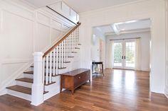 Sag Harbor Village - traditional - Staircase - New York - Benco Construction