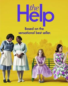 The Help - thinking ot was going to be a chick flick, i absolutely loved it.  Highly recommended for EVERYBODY.