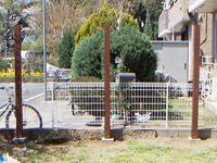 サーモウッドでお庭の目隠しフェンス|お庭のデザイン&リフォーム|グリーンケア