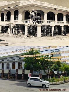 The Price Mansion, restored, was General MacArthur's official headquarters in Tacloban. Philippine Architecture, Philippine Houses, Douglas Macarthur, Philippines Culture, Leyte, Present Day, Pinoy, Apartments, Landing