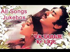 Ek Duuje Ke Liye - All Songs Jukebox - Superhit Bollywood Movie Song