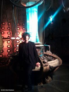 His name is Neil Gaiman and he writes beautiful words. He hangs out with the Dream King, Tori Amos and married Amanda Palmer. Doctor Who Tv, Doctor Who Quotes, Eleventh Doctor, Neil Gaiman, Amanda Palmer, Steven Moffat, Christopher Eccleston, Rory Williams, Donna Noble