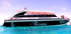 Scuba Diving Koh Samui, Koh Tao - The Dive Academy